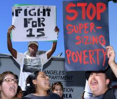 Fast-food wages costly to taxpayers