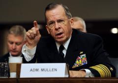 Mullen talks detente with Beijing