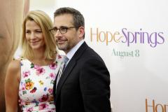 Steve Carell plays it straight in marriage dramedy 'Hope Springs'