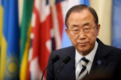 UN Secretary-General Ban Ki-moon condemns deadly attack on UN mission in South Sudan