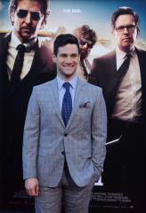 Justin Bartha marries Lia Smith in Hawaii