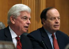 GOP questions Dodd's wife's fees