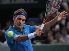 Federer, other seeds go 6-0 in Dubai