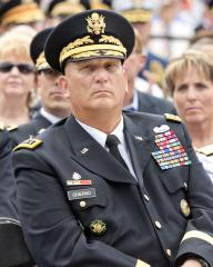 Odierno comparisons of Guard, full-time soldiers 'disrespectful'