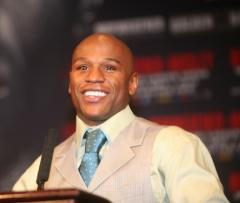 Mayweather, bodyguards in assault suit