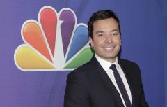 Jimmy Fallon, Kevin Hart take a wild roller coaster ride