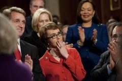 Giffords officially vacates House seat