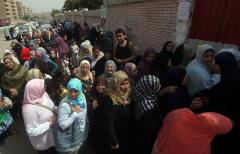 Egypt: 1st pres. vote since Mubarak ouster