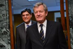 Max Baucus, D-Mont., expected to retire from Senate