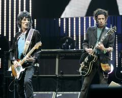 New Ron Wood song to debut on 'CSI'