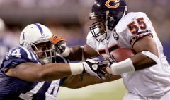 NFL: Chicago 29, Indianapolis 13