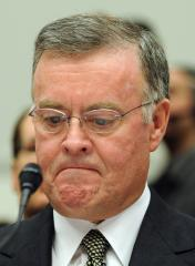 Lewis loses BOA chairman job