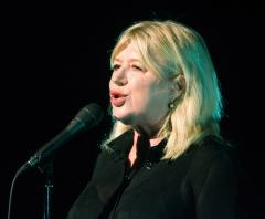 Marianne Faithfull says she broke her back on vacation
