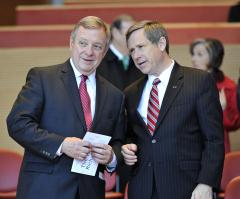 Sen. Kirk's condition upgraded to 'good'