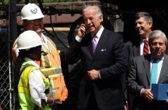 Vice President Biden telephones Russian prime minister
