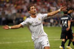 Cristiano Ronaldo wins FIFA's Ballon d'Or