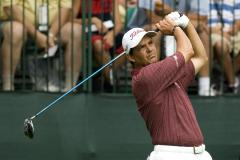 Birdie gives Pernice Champions debut win