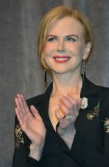 Nicole Kidman, Nicolas Cage attend China's Huading Awards