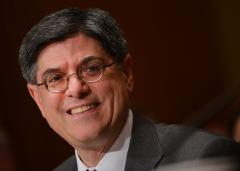 Senate confirms Lew as treasury secretary