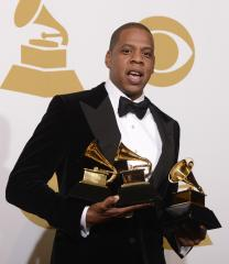 Jay Z calls his Grammy a 'gold sippy cup' for Blue Ivy