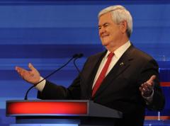 FBI considered sting against Gingrich