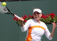 Zvonareva moves to fifth in tennis ratings