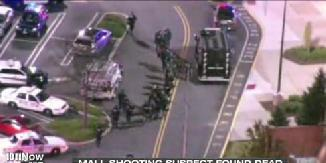 Nj Mall Shooting Suspect Richard Shoop Found Dead In Apparent Suicide