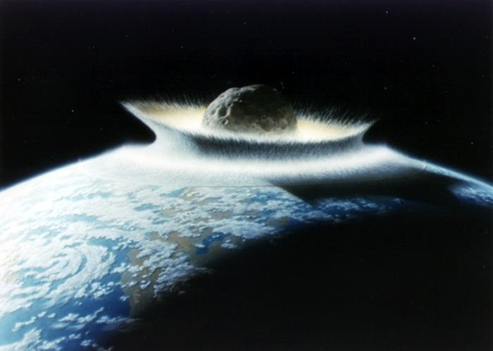 An analysis of asteroid impact