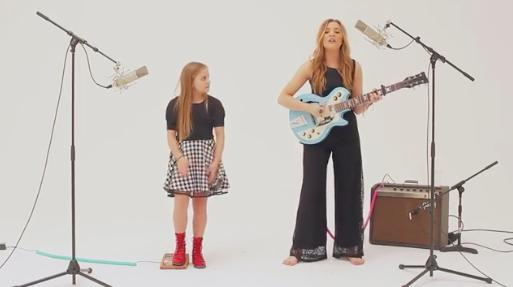 Lennon and maisy nashville sisters release boom clap cover upi