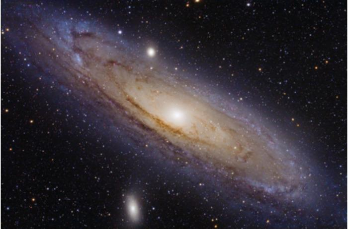 best photos of distant galaxies - photo #25