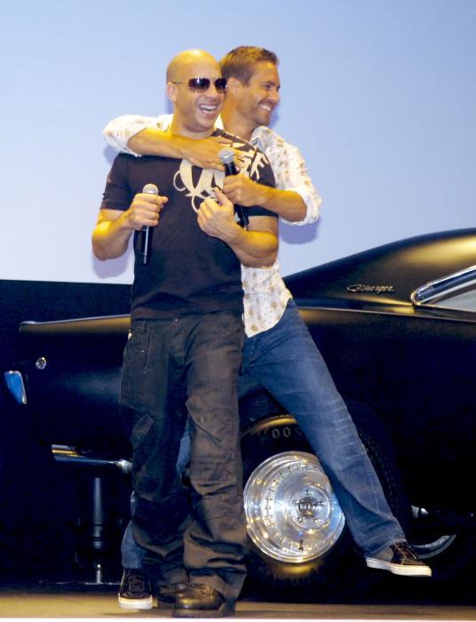 Paul Walker's mom comforted Vin Diesel - UPI.com