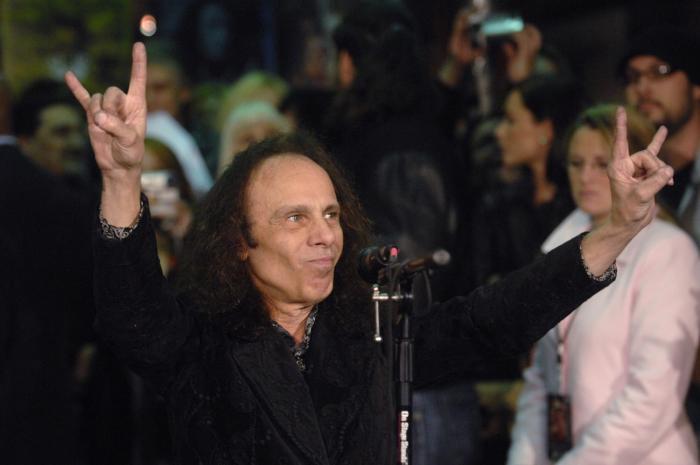 Dio Tribute Metallica Metallica Discusses Tribute to