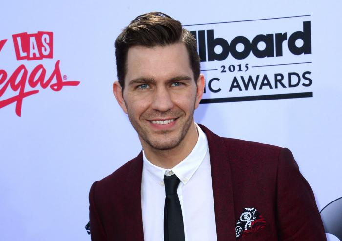 Andy grammer to compete on dancing with the stars upi com