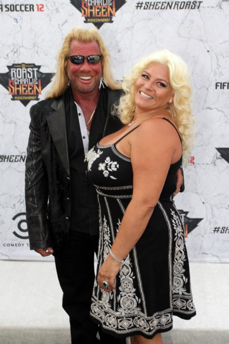 dating a bounty hunter It's been more than a year since a racial slur threatened to end the television career of duane dog the bounty hunter chapman but the.