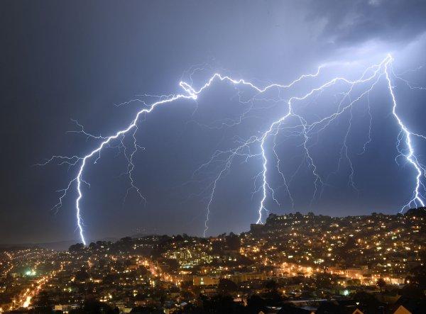 13 years of lightning fatalities show a decline - UPI com