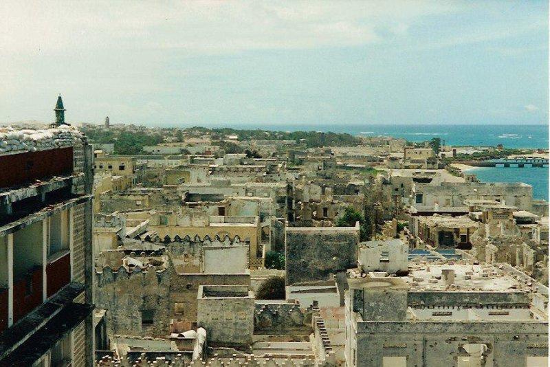 Somali Militants Attack Intelligence Compound In Mogadishu