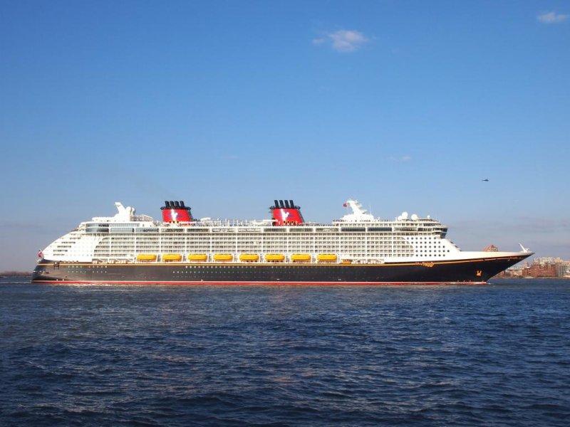 Biggest Disney Cruise Ship Great  Punchaoscom