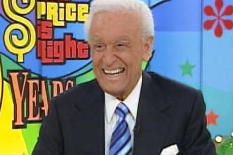 Bob Barker passed away today, rip in peace ...