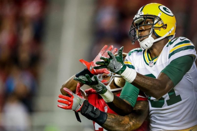 Packers WR Geronimo Allison arrested for marijuana possession in September
