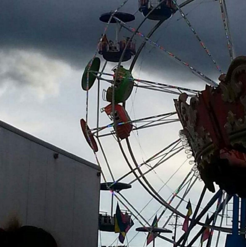 Investigators find possible cause for Ferris wheel accident in Tennessee