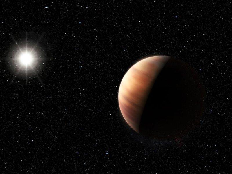 Jupiter twin