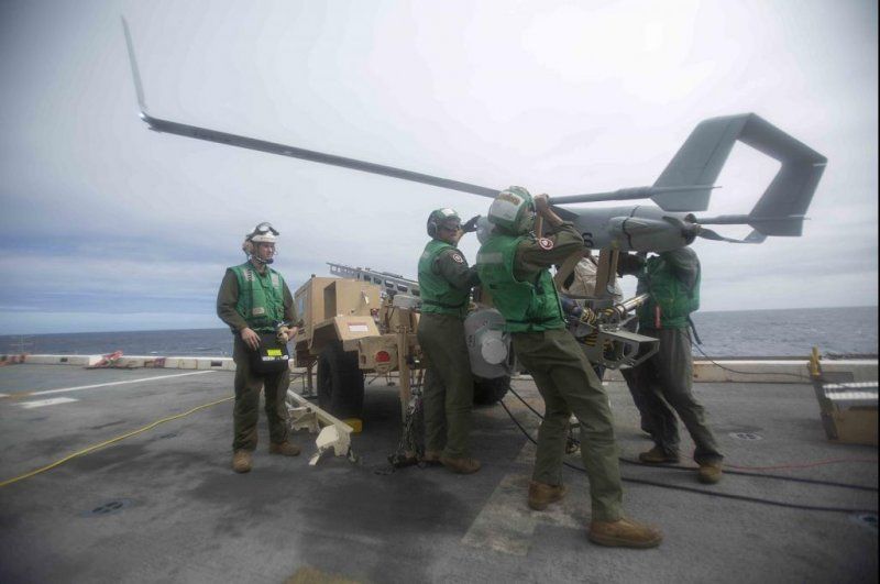 US Navy, Canada's Defense Dept Ink Blackjack UAS Sale Agreement