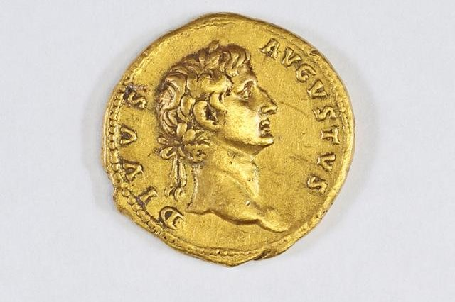 Israeli hiker finds rare, 2000-year-old gold coin