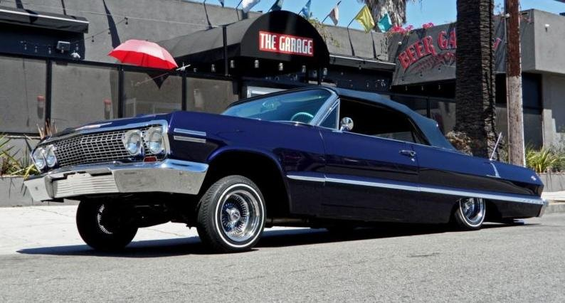 Kobe Bryant S 63 Impala Lowrider Up For Auction Upi Com