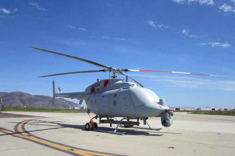 Northrop Grumman gets Fire Scout drone contract modification