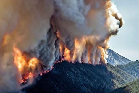 500 familie evacuated from Montana wildfires