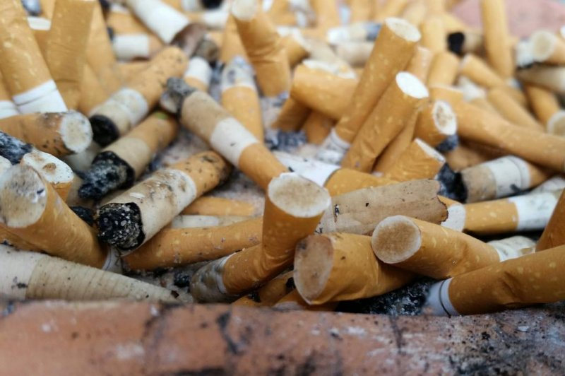 40 percent of children exposed to second hand smoke