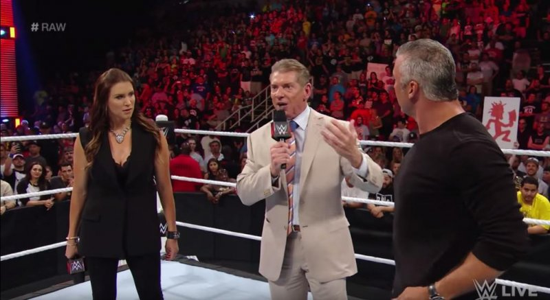 Vince McMahon Announces New RAW & SmackDown Commissioners