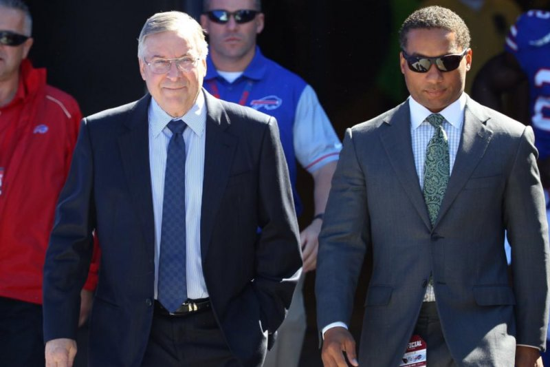 Bills' GM Doug Whaley holds season ending press conference