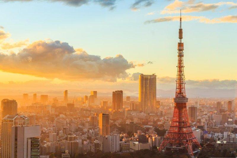 Tokyo park radiation
